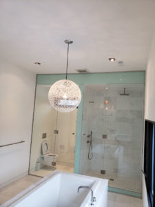 Made Electric - Project - Bathroom Lighting