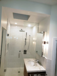 Made Electric - Project - Bathroom Shower Lighting