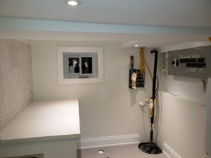 Made Electric - Project - Basement Electrical Panel