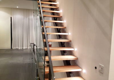Made Electric - Project - Staircase Lighting
