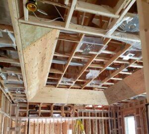 Ceiling construction