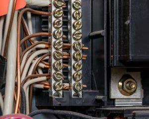 Safe wiring (Copper wiring)
