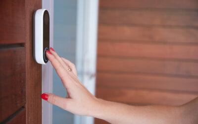 Feel More Secure with a Smart Doorbell Camera