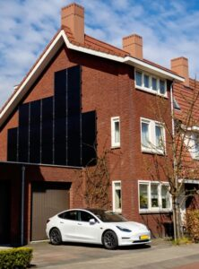 Solar Vehicle Charger